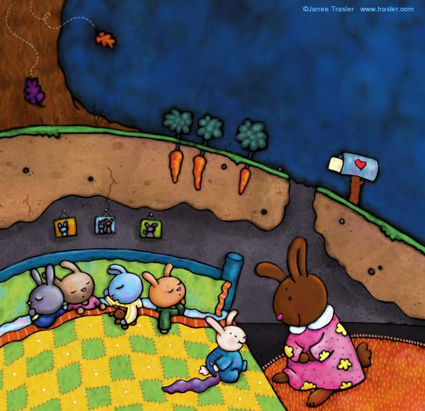 WEB-Square-Bunny-Family